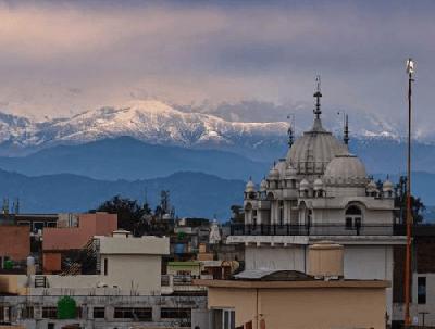 【印度.奇蹟】疫情修復地球 30年再次肉眼驚見喜馬拉雅山