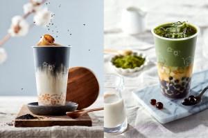 ice monster,茶冰塊,水果茶,奶蓋,珍珠奶茶