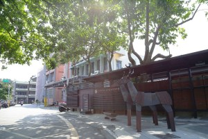 桃園,木藝生態博物館,大溪,日據木造房舍