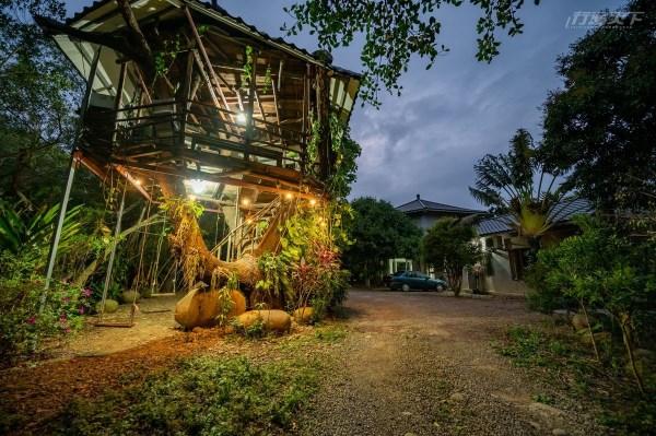 新竹,關西,拇指園生態民宿,動物農莊