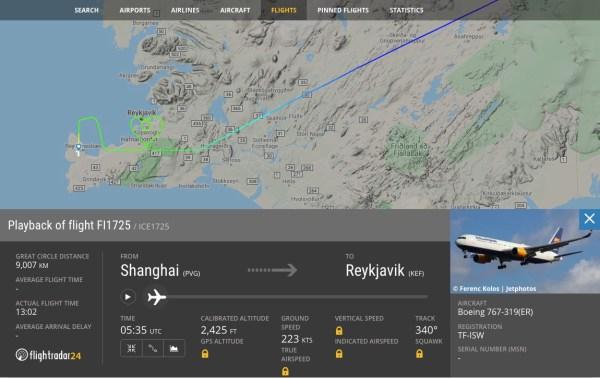 新冠肺炎,冰島航空,愛心,打氣