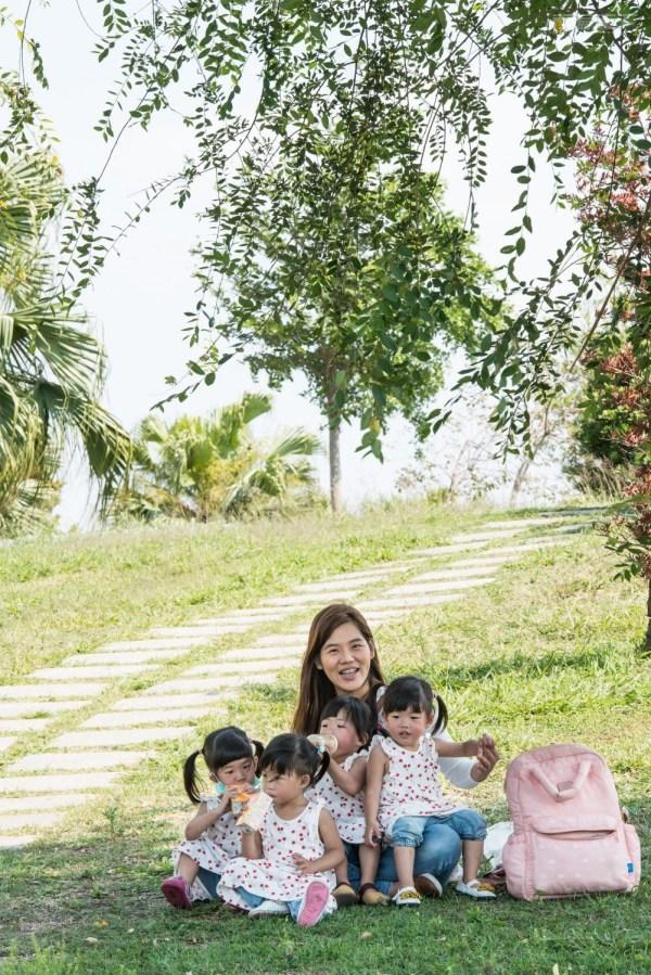 四胞胎,母親,愛
