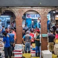 【基隆.漁】《海洋食材》料理達人帶路 逛崁仔頂魚市場