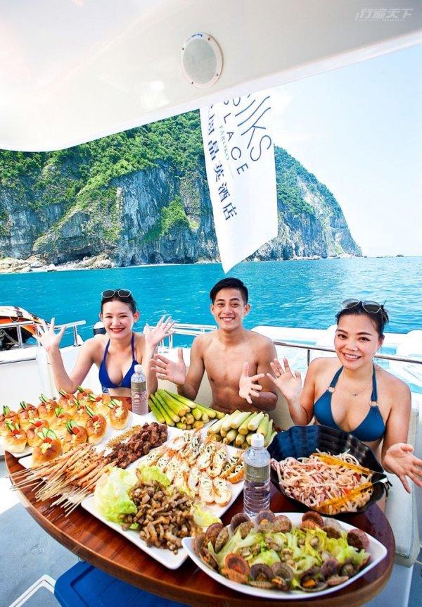 花蓮,遊艇,清水斷崖,太魯閣晶英酒店
