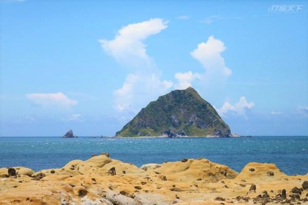 基隆,基隆嶼,基隆島,水路,一日雙島