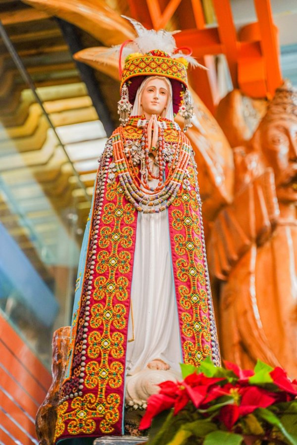 佳平法蒂瑪聖母堂,泰武鄉,金曲,原住民