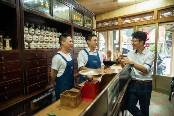 新竹市,旅遊達人,帶路,鴻安堂藥房,長和宮,竹蓮市場,辛志平校長故居,814麗香冰店