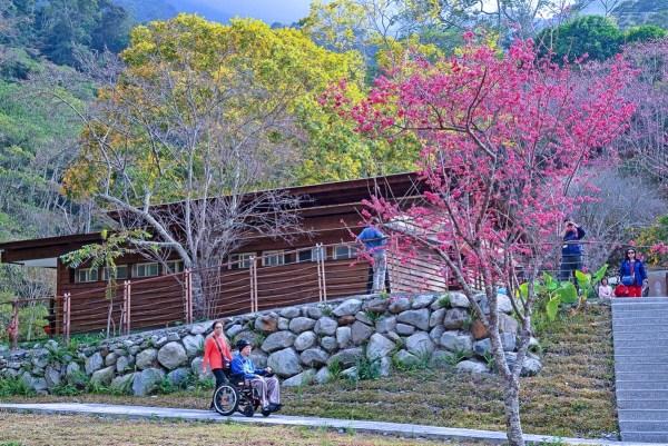 台中,秋日小旅行,八仙山國家森林遊樂區,無障礙旅遊,天籟步道