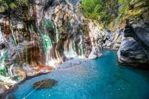 瀑布達人,李小飛,xiao fei,野溪溫泉