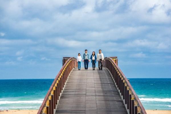 福容,福隆,彩虹橋,沙灘