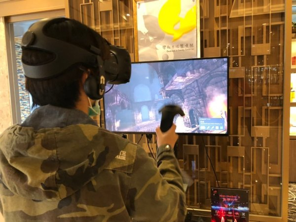 電玩,六福萬怡,台北住宿,懷舊電玩,掌機,闖關體驗