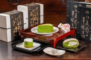 平安京茶事,京都,極上抹茶,抹茶甜點,和菓子