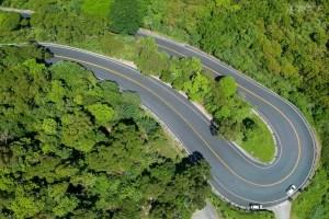 北宜公路,九彎十八拐,蘭陽平原,龜山島,公路旅行
