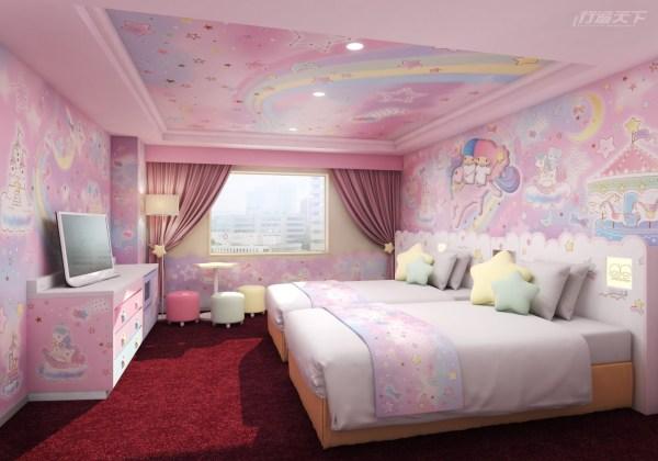 東京,可愛,親子,旅店,寶可夢
