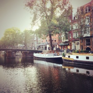 Morning-Prince Canal, Jordaan
