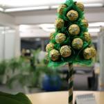 Christmas Office Decorations Travel Communication