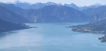 Górna Austria – nurkowanie i letni wypoczynek nad jeziorem Attersee
