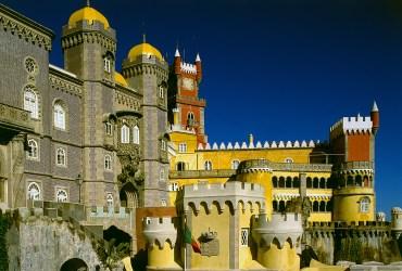 Portugalia – zamki i pałace