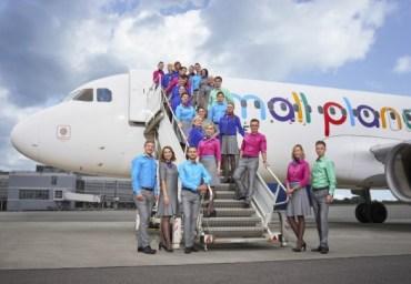 Small Planet Airlines obsługuje Azję