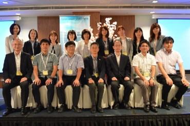 Przedstawiciele JNTO oraz głównych japońskich miast w Singapurze