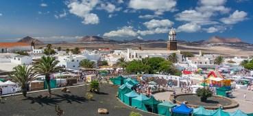 Atrakcje targów ulicznych na Wyspach Kanaryjskich