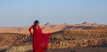 Tunezja w najnowszym teledysku Magdy Femme