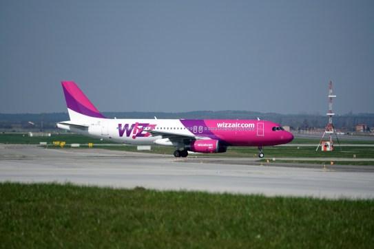 WizzAir uruchomił nowe połączenie lotnicze Warszawa-Bratyslawa