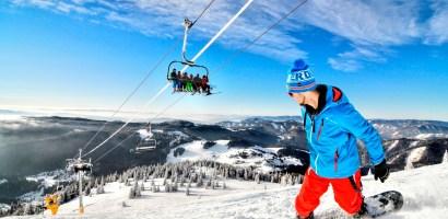 Jasna-Chopok na Słowacji oficjalne rozpoczyna sezon zimowy
