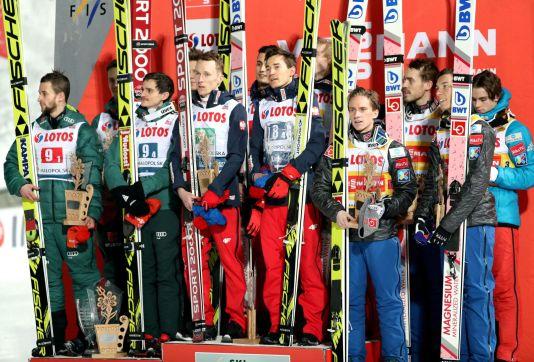 Skoki narciarskie – zwycięstwo Polaków w Zakopanem i rekord skoczni Kamila Stocha