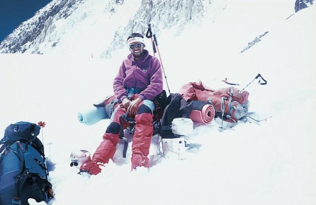 """""""Żadna góra nie jest warta śmierci"""", mówi Piotr Pustelnik, zdobywca Korony Himalajów i Karakorum"""