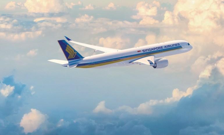 Singapore Airlines wprowadziły najdłuższe połączenie lotnicze na świecie