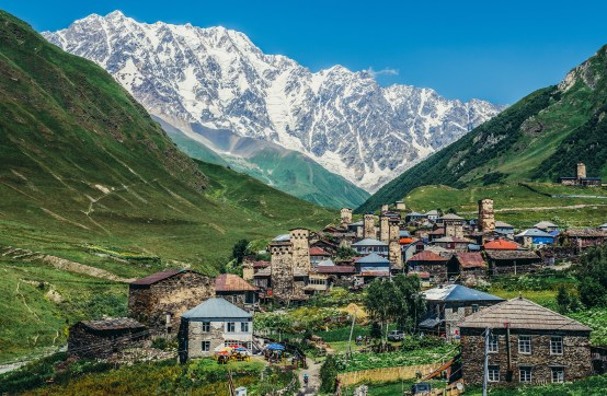 Gruzja – Eden Kaukazu. Największe atrakcje.