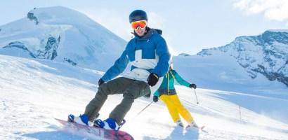 Zbliża się zima w szwajcarskim Saas-Fee