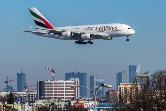 Emirates świętują 6 lat obecności w Polsce