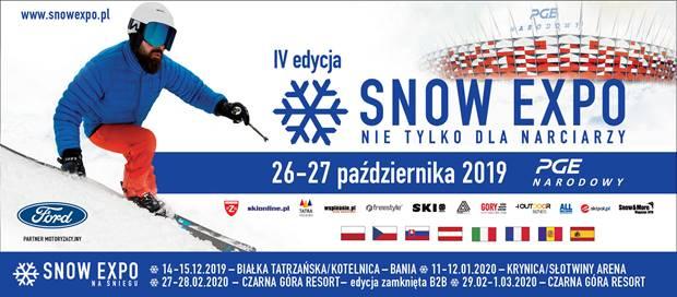 Czwarta edycja SNOW EXPO