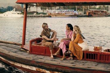 Gwiazdy Hollywood w filmie o Dubaju