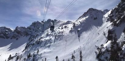 Zakopane wciąż najpopularniejszym kierunkiem na narty, ale Alpy kuszą Polaków