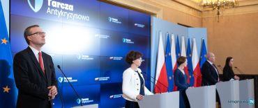 Rząd zaakceptował pakiet rozwiązań tarczy antykryzysowej