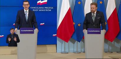 Polska gospodarka będzie zamknięta przez dłuższy czas