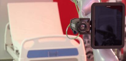 Roboty walczą z rozprzestrzenianiem się koronawirusa