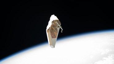 Pierwsza misja czyszczenia okołoziemskiej orbity ze śmieci