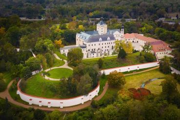 Czeskie zamki i w pałace