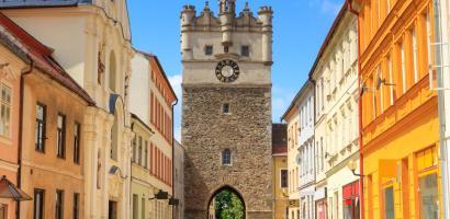 Czechy. Atrakcje turystyczne Wysoczyzny