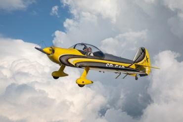Legendarny samolot CAP 10C NG jest już w Polsce