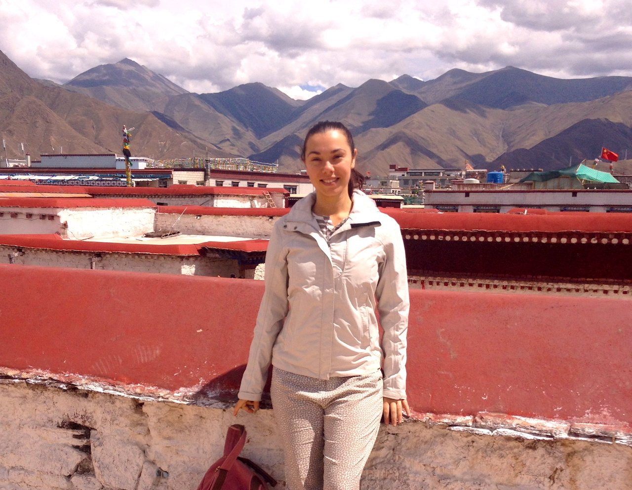 4-day tour of Lhasa, Tibet. My experience in one of the centers of Tibetan Buddhism