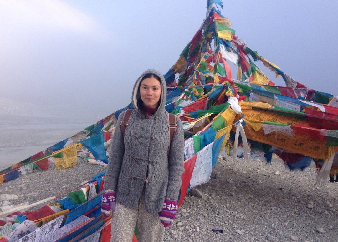 road trip tibet shigatse everest