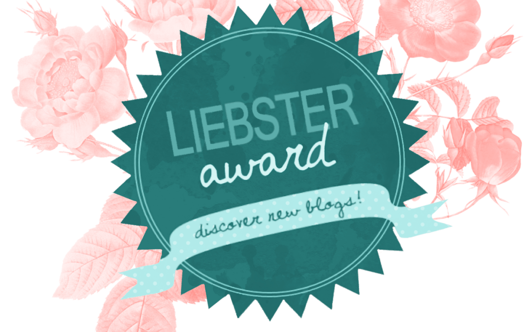 Liebster award nominee: travel connect experience blog