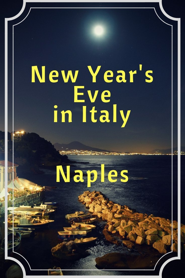 best city spend new year's eve italy naples pinterest