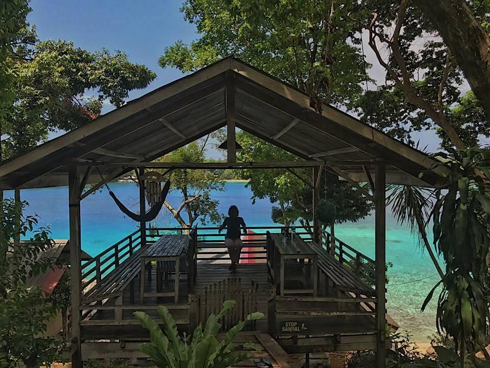 pulau weh island eat
