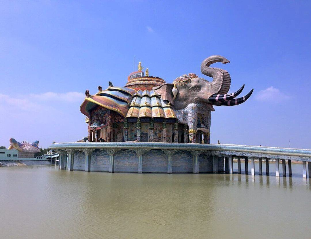 thailand off the beaten track city